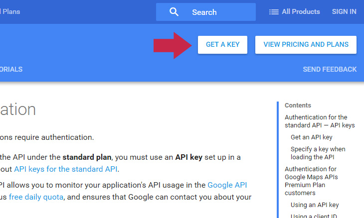 How to Get Google Maps JavaScript API Key | Probewise