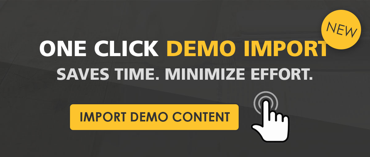 one-click-demo-import